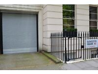 Secure Garage to rent in Lancaster gate, 24 hours security..