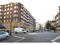Spacious Studio Flat with Separate Kitchen, bills included in Lancaster Gate