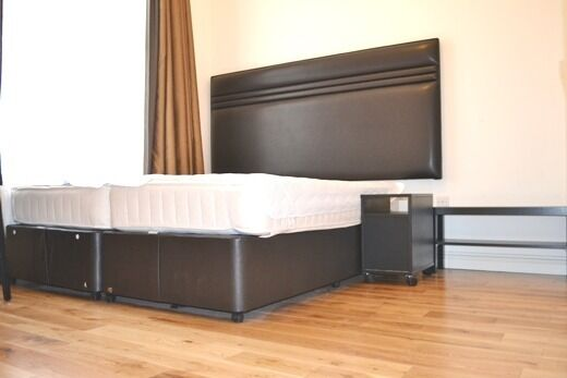 Amazing!!Double Studio flat for rent in High Street Kensington, a minute from underground station.