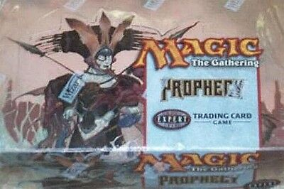 MTG Prophecy New Booster Box WOTC Magic the Gathering 2000 FS Amricons