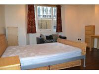 Spacious Studio flat to rent in Bayswater.