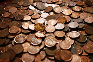 Looking for Canadian and or American Pennies