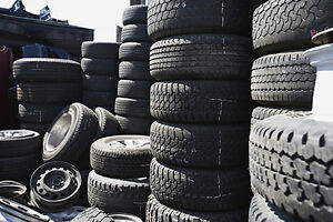 used tires start  $30 and up