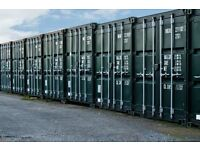 20 FT STORAGE CONTAINER £30 PER WEEK RENT 24 HOUR ACCESS 3 LEFT!