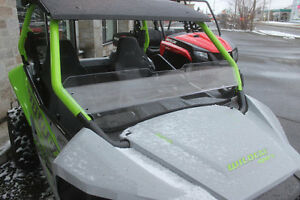 Windshield for Arctic Cat Wildcat - Made in Canada - NEW