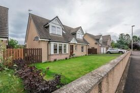 Stunning 4 bedroom Detached Property for Sale in sought after village of EDZELL