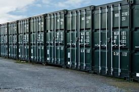20 FT STORAGE CONTAINER £30 PER WEEK LET/RENT 24 HOUR ACCESS