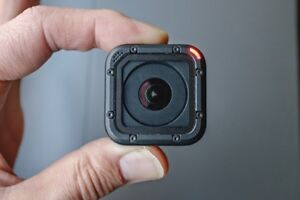 GoPro HERO4 Session – Only Been Used Twice!