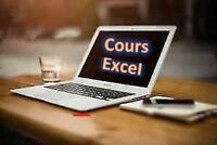 Excel ** Excel Trainings with Exercices based on Practice (40$)