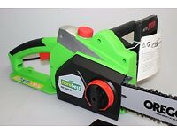 CHAINSAW ELECTRIC FLORABEST 2200D2 BOUGHT AND NEVER USED