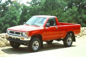 Cherche toyota pickup 71 à 96 4runner/t100/landcruiser manuel