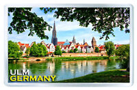 Ulm Germany Mod2 Fridge Magnet Souvenir Iman Nevera -  - ebay.es