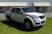 '11 Great Wall 4x4 Dual Cab with NO DEPOSIT FINANCE!* O'Connor Fremantle Area Preview