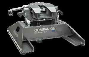 Used Companion 5th Wheel Hitch-20K (fits B&W gooseneck hitch)