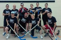 Join a Co-ed, Adult Floor Hockey League in London this Fall!