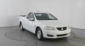 2011 Holden Commodore VE II Omega Heron White 6 Speed Automatic Utility Eagle Farm Brisbane North East Preview