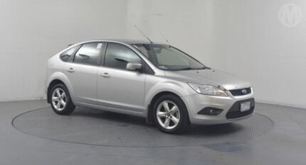 2009 Ford Focus LV TDCi Silver 6 Speed Automatic Hatchback Altona North Hobsons Bay Area Preview