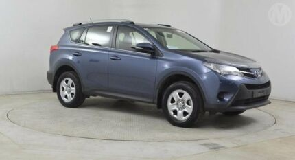 2013 Toyota RAV4 ASA44R GX (4x4) Cosmos Blue 6 Speed Automatic Wagon