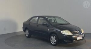 2006 Toyota Corolla ZZE122R Ascent Ink 4 Speed Automatic Sedan Perth Airport Belmont Area Preview