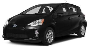 2014 Toyota Prius c Technology Leather+Navigation+Sunroof