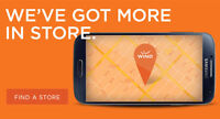WIND Mobile store in Burham and Dundas