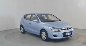 2011 Hyundai i30 FD MY11 SX 1.6 CRDi Clean Blue 4 Speed Automatic Hatchback Perth Airport Belmont Area Preview
