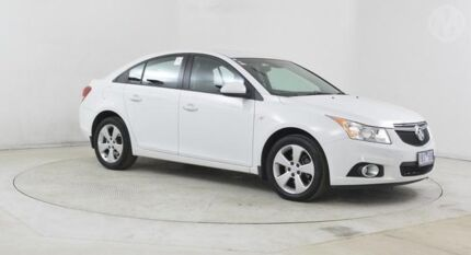 2014 Holden Cruze JH MY14 Equipe White 6 Speed Automatic Sedan Altona North Hobsons Bay Area Preview