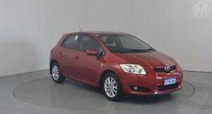2008 Toyota Corolla ZRE152R Conquest Wildfire 4 Speed Automatic Hatchback Perth Airport Belmont Area Preview