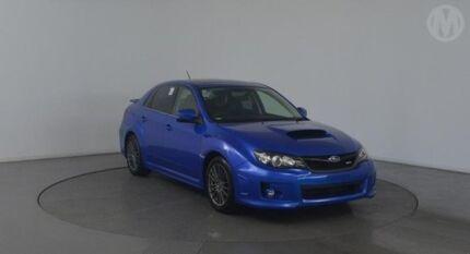 2011 Subaru Impreza MY11 WRX (AWD) Blue 5 Speed Manual Sedan Eagle Farm Brisbane North East Preview