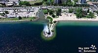 Drone Servic  :  Aerial Photography / Video & Real Estate Video