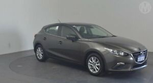 2014 Mazda 3 BM5478 Maxx SKYACTIV-Drive Titanium Flash 6 Speed Sports Automatic Hatchback Perth Airport Belmont Area Preview