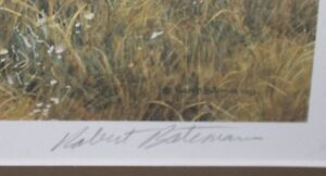 Pioneer Memories Numbered and Framed Print by Robert Bateman Strathcona County Edmonton Area image 3
