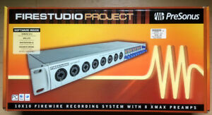 FireStudio Project by PreSonus - Audio Interface