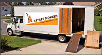 5% off We offer the Best Moving Services/Rates  (Estate Movers)