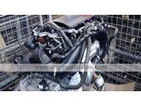 FORD KUGA C MAX S MAX GALAXY 2.0 TDCI DIESEL ENGINE (TXBA TXDB TZWA UFWA UFDA UFDB)