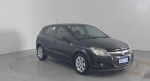 2008 Holden Astra AH MY08 CD Star Silver 5 Speed Manual Hatchback Perth Airport Belmont Area Preview