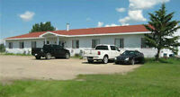 Motel For Sale in Bashaw, Alberta!