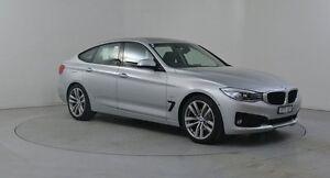 2016 BMW 320D F34 Sport Line Gran Turismo Silver 8 Speed Sports Automatic Hatchback Victoria Park Victoria Park Area Preview