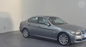 2010 BMW 330d E90 MY10 Steptronic Space Grey 6 Speed Sports Automatic Sedan Perth Airport Belmont Area Preview