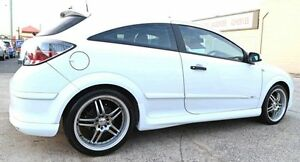 2006 Holden Astra AH MY07 SRi White 6 Speed Manual Coupe Underwood Logan Area Preview
