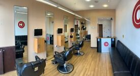 Fully Fitted Hairdressing Salon to Rent in Paisley