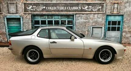 COLLECTABLE CLASSIC CARS - 1983 Porsche 944 Coupe Strathalbyn Alexandrina Area Preview