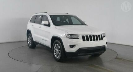2013 Jeep Grand Cherokee WK MY14 Laredo (4x2) Bright White 8 Speed Automatic Wagon