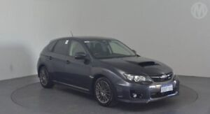 2013 Subaru WRX MY13 (AWD) Dark Grey 5 Speed Manual Hatchback Perth Airport Belmont Area Preview