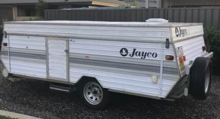 Jayco Swan Caravan Wodonga Wodonga Area Preview