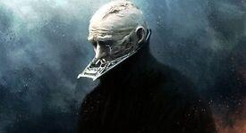 Star Wars - Darth Vader Unmasked