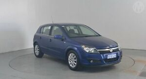 2006 Holden Astra AH MY06.5 CDTi Ultra Blue 6 Speed Manual Hatchback Perth Airport Belmont Area Preview