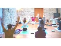 Beginners Yoga Course (8 Weeks) starts Feb 8th at Clifton Library