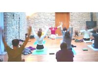 Spring Beginners Yoga Course (7 Weeks) at Clifton Library starts 26th April