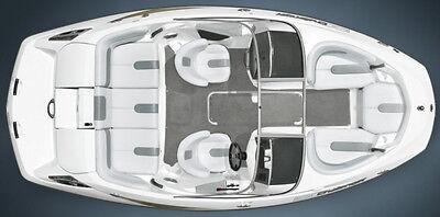 2008 Sea-Doo Challenger 180 Custom Seat Covers Set *Custom Choose Colors*